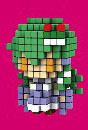 main photo of Touhou Project Pixtone: Kochiya Sanae