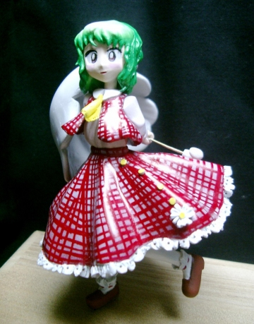 main photo of Kazami Yuuka ZUN art Ver.