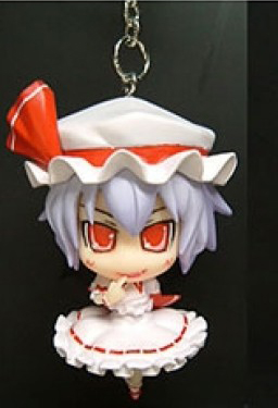 main photo of Touhou SD keychain: Remilia Scarlet