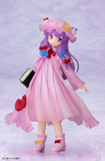 main photo of Patchouli Knowledge Clear ver.