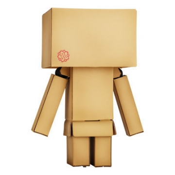 main photo of Revoltech: Danboard Well Done Ver.