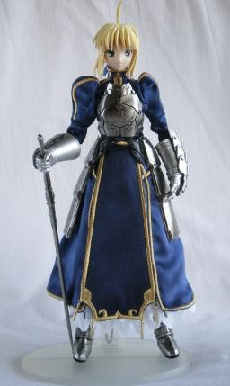 main photo of Saber Hybrid Active Figure Ver.