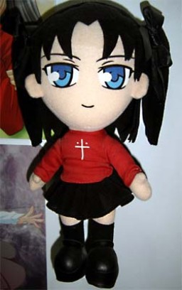 main photo of Tohsaka Rin