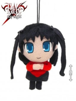main photo of Tohsaka Rin Chibigurumi Ver.