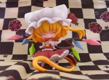 main photo of Flandre Scarlet Super Deformed ver.