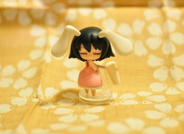 main photo of Inaba Tewi Super Deformed ver.