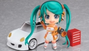 photo of Nendoroid Hatsune Miku: Race Queen Miku 2010 ver.