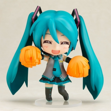 main photo of Nendoroid Miku Hatsune: Cheerful ver.