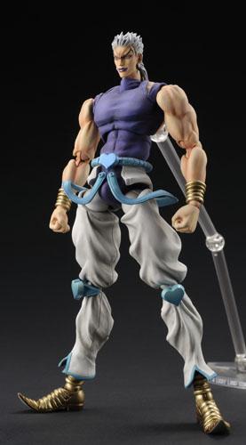 main photo of Super Action Statue Dio Awakening Ver. second edition