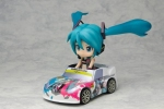 photo of Nendoroid 075b: Hatsune Miku Racing Queen 2009 ver.