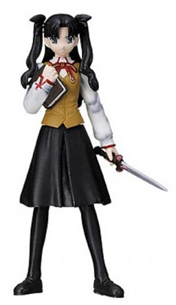 main photo of Fate/stay night Figure Collection: Tohsaka Rin