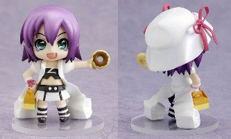 main photo of Nendoroid Petit: Merry Nightmare
