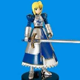 main photo of Fate/stay night Figure Collection: Saber