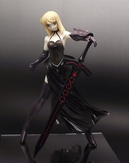main photo of Saber Alter Dress Ver.