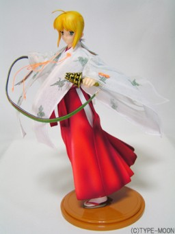 main photo of Saber Miko Ver.