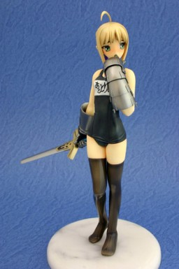 main photo of Saber School Swimsuit Ver.