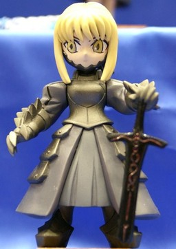 main photo of Saber Alter SD Ver.
