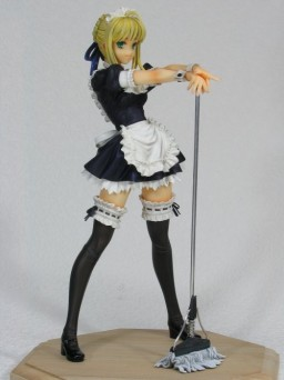 main photo of Saber Maid Ver.