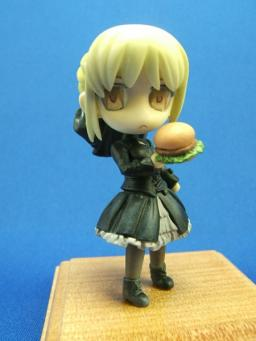 main photo of Saber Alter Chibi ver.