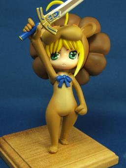 main photo of Saber Lion Chibi ver.