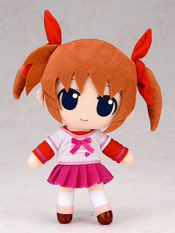 main photo of Nendoroid Plus Plushie Series 21: Nanoha Takamachi - Casual Ver.