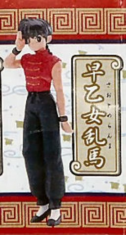 main photo of HG Rumic World: Ranma 1/2: Ranma Saotome