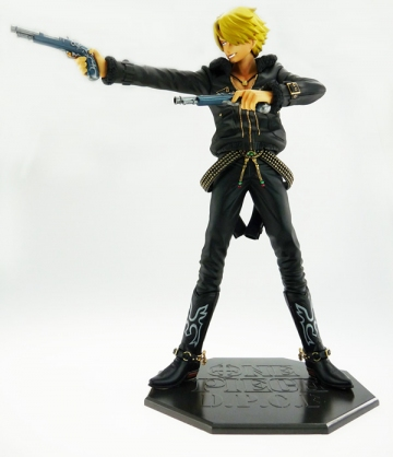 main photo of Door Painting Collection Figure Sanji The Three Musketeers Ver.
