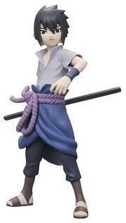 main photo of Half Age Characters Naruto: Uchiha Sasuke
