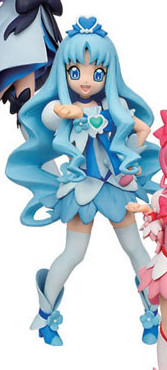 main photo of Half age characters Heartcatch Precure!: Cure Marine