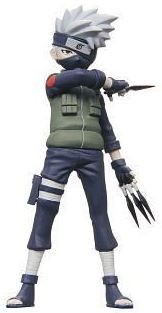 main photo of Half Age Characters Naruto: Hatake Kakashi