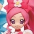 Half age characters Heartcatch Precure!: Cure Blossom