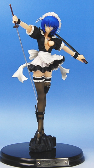 main photo of Ryomou Shimei Black Maid Ver.