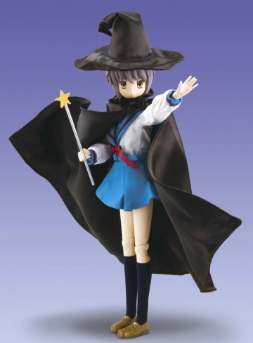 main photo of Action Figure Collection Nagato Yuki Magician Version