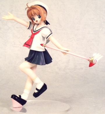 main photo of Kinomoto Sakura Summer School Uniform Ver.