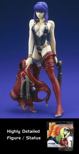 main photo of Motoko Kusanagi Diver Down Ver.