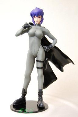 main photo of Motoko Kusanagi