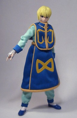 main photo of Hunter x Hunter DX Action Figure Kurapika
