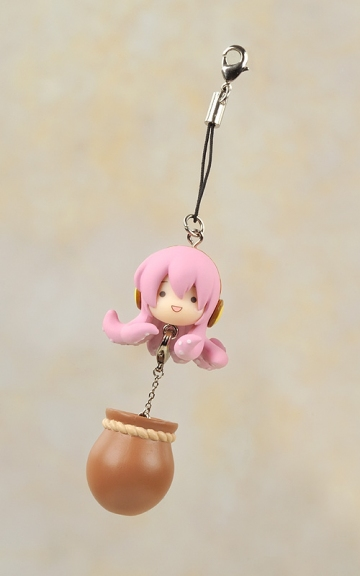 main photo of Character Charm Collection: Tako Luka Smile Ver.