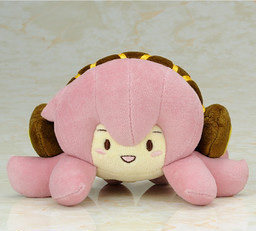 main photo of Tako Luka Plushie (Palm Size): Smile Ver.