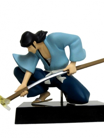 main photo of Lupin the 3rd Super Action Pose: Goemon Ishikawa