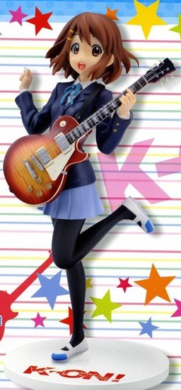 main photo of K-on PM FIgure: Hirasawa Yui