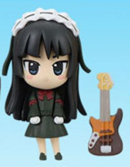 main photo of K-ON! Prop Plus Petit Vol. 01: Akiyama Mio