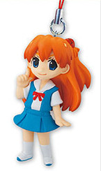 main photo of Petit Eva Mascot 2nd: Souryu Asuka Langley
