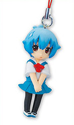main photo of Petit Eva Mascot 2nd: Ayanami Rei