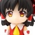 Nendoroid PLUS - Key-chain: Hakurei Reimu