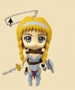 main photo of Nendoroid PLUS Key-chain: Queen's Blade: Reina