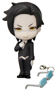 main photo of Kuroshitsuji Prop Plus Petit Vol. 2: Claude Faustus
