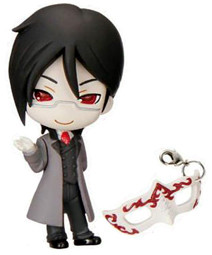 main photo of Kuroshitsuji Prop Plus Petit Vol. 2: Sebastian Michaelis
