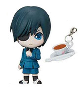 main photo of Kuroshitsuji Prop Plus Petit Vol. 2: Ciel Phantomhive