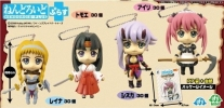 photo of Nendoroid PLUS Key-chain: Queen's Blade: Shizuka